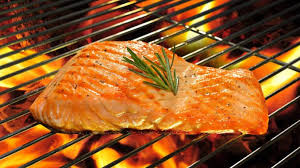 Read more about the article How to grill Salmon with Garlic Sauce (No-Stick Salmon Method)
